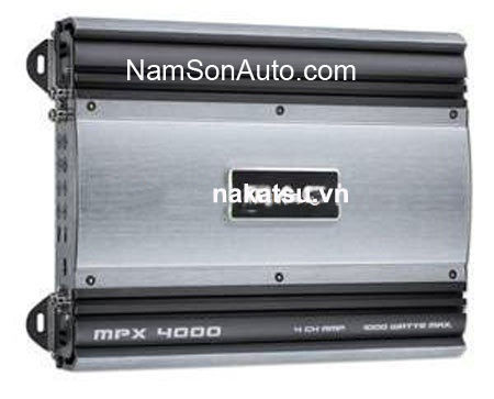 Amply MAC audio MPX 4000 Germany