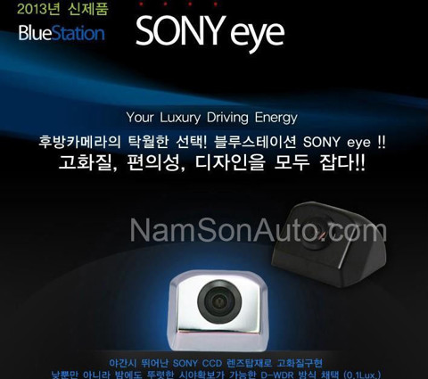 CAMERA LÙI CHIP SONY CCD