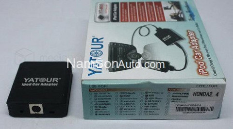 Yatour Adapter Ipod,Iphone,Aux,Usb cho HeadUnidCD