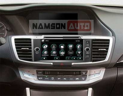 Đầu dvd Flyaudio Honda Accord 2013