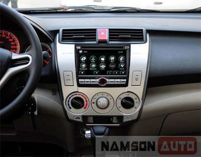 Đầu DVD Flyaudio Honda City