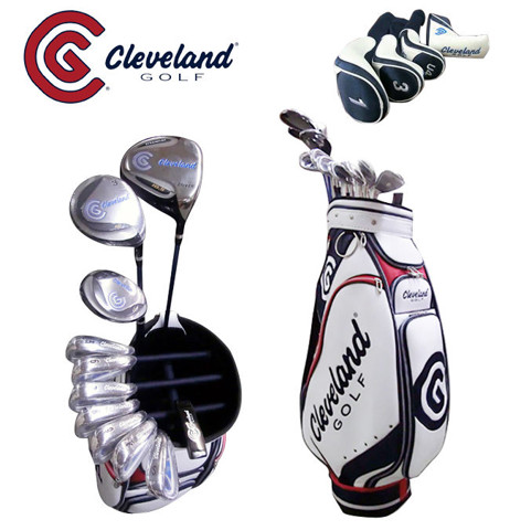 FullSet Golf Cleveland CG Box