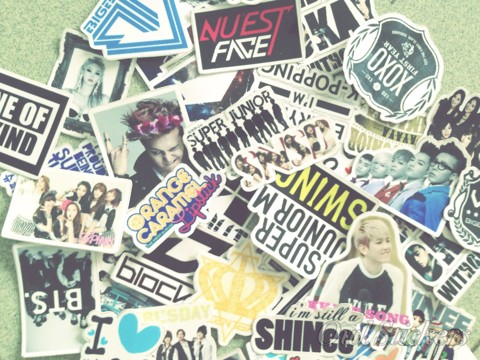 Kpop Stickers