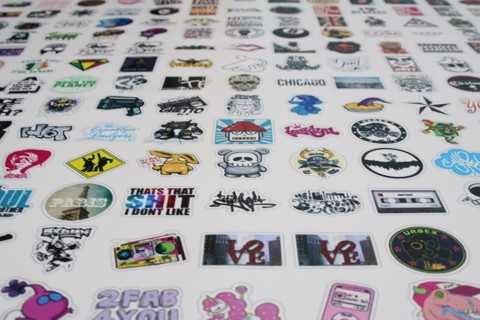 Swag Stickers