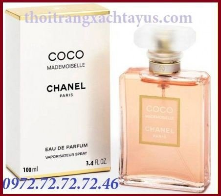 "NH 08 - NƯỚC HOA HIỆU "" CHANEL COCO Modemoiselle "" EDP 100ml - made in france"