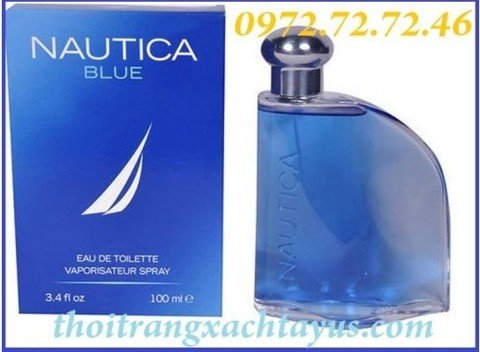 "NH 95 - NƯỚC HOA "" NAUTICA BLUE "" 100ml USA"