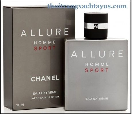 "NH 24 - NƯỚC HOA "" CHANEL ALLURE SPORT "" eau EXTRÊME 100 ml / made in france"