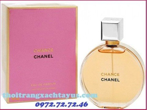 "NH 02 a - NƯỚC HOA "" CHANEL CHANCE "" PARFUM 100ml / FRANCE"