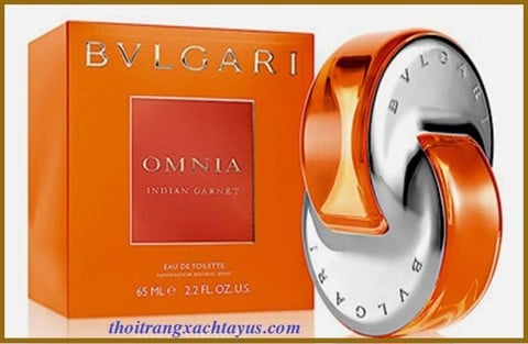 "NH 03- NƯỚC HOA HIỆU "" BVLGARI Omnia INDIAN Garmet "" EDT 65 ml"