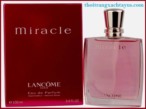 "NH 42 - NƯỚC HOA HIỆU "" LANCÔME  MIRACLE "" 100ml / made in france"