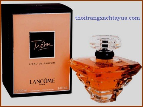 "NH 05 b - NƯỚC HOA "" LANCÔME  TRESOR "" Eau de parfum 100ml / made in france"