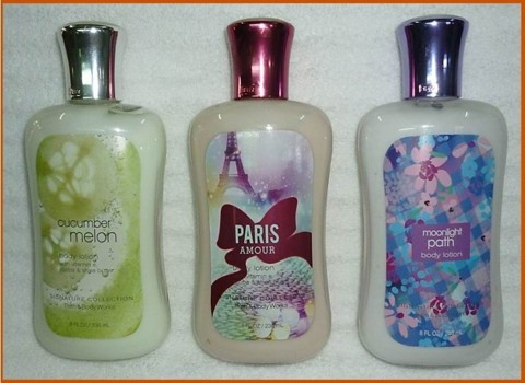 "MP 04 - DƯỠNG THỂ BODY LOTION "" BATH & BODY "" 236 ml"