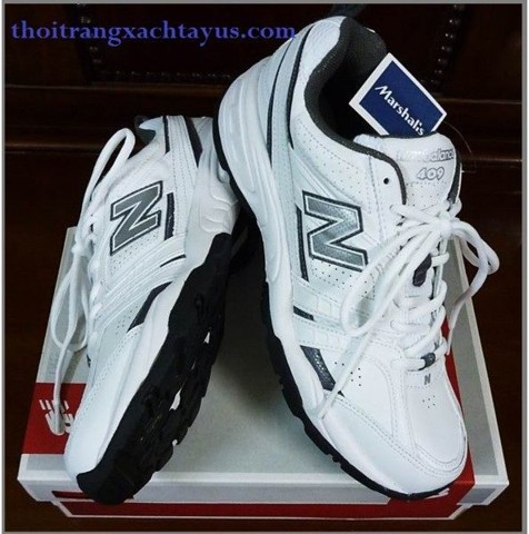 "GN 49 - GIẦY THỂ THAO "" NEWBALANCE "" 100% da, size 41,5 VN _ 7,5 US"