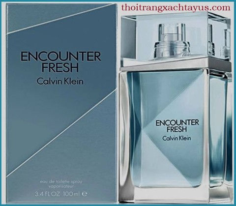 "NH 40 - NƯỚC HOA HIỆU "" Calvin Klein ENCOUNTER Fresh "" 100 ml"