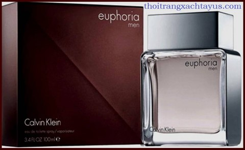 "NH 17 d - NƯỚC HOA  "" Calvin Klein Euphoria men "" 100 ml FOR MEN"