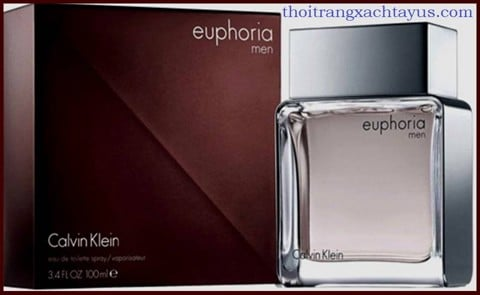 "NH 33 - NƯỚC HOA  "" Calvin Klein Euphoria men "" 100 ml FOR MEN"