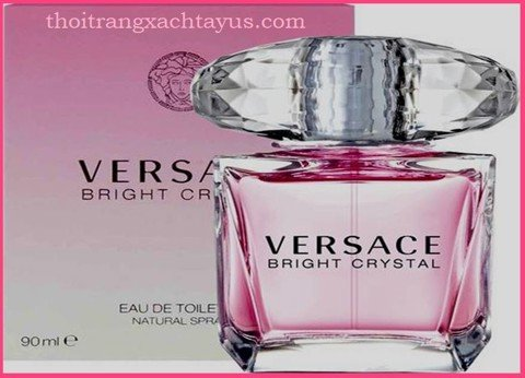 "NH 06 c - NƯỚC HOA "" VERSACE BRIGHT CRYSTAL "" 90ml"