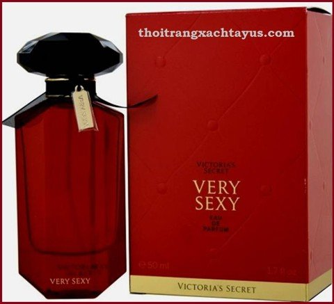 "NH 37 - NƯỚC HOA "" Victoria's secret VERY SEXY for HER "" 50ml/ made in france"