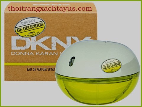 "NH 58 - NƯỚC HOA "" DKNY Be Delicious "" 100 ml / eau de parfum"