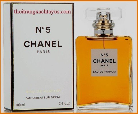 "NH 02 h - NƯỚC HOA "" CHANEL no.5 "" Eau de Parfum 100ml / made in FRANCE"