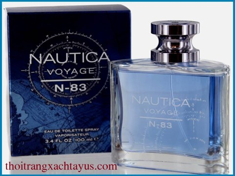 "NH 95 b - NƯỚC HOA "" NAUTICA VOYAGE N83 "" 100ml USA new"