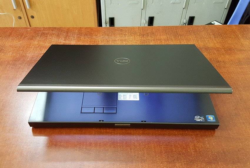 DELL PRECISION M6600/ i7 2960XM/ 16GB/ 128GB SSD + 500GB HDD/ Card rời 2GB GDDR5