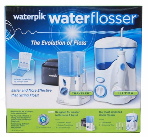 Tăm nước Waterpik Combo Ultra Water Flosser WP-130 + WP-305