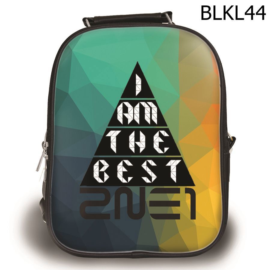 Ba lô 2ne1 iam the best - BLKL44