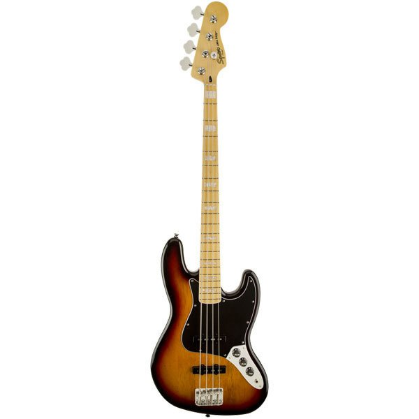 FENDER 0307702500 SQ VM JAZZ BASS '77 3TS