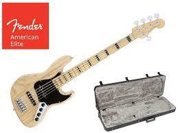 FENDER 0197102721 AMERICAN ELITE JAZZ BASS® V