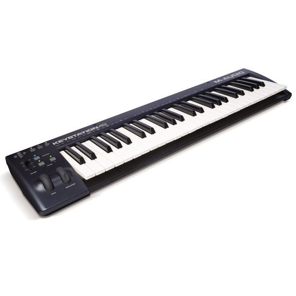 M-AUDIO KEYSTATION MINI 49 NEW