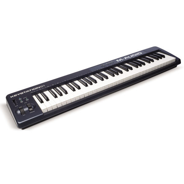 M-AUDIO KEYSTATION MINI 61 NEW