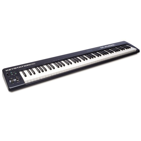 M-AUDIO KEYSTATION MINI 88 NEW