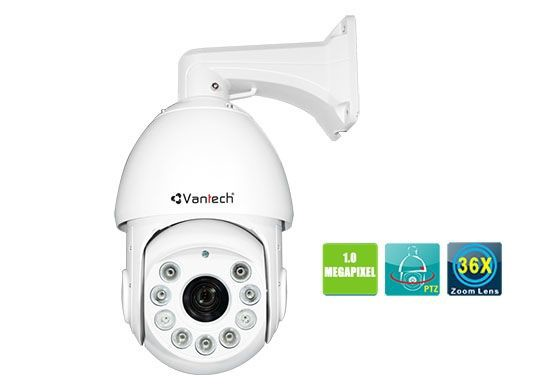 Camera Speed Dome HDCVI VANTECH VP-303CVI (Trắng)