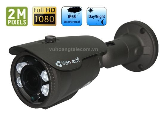 Camera HD-SDI VANTECH VP-5802B(đen)