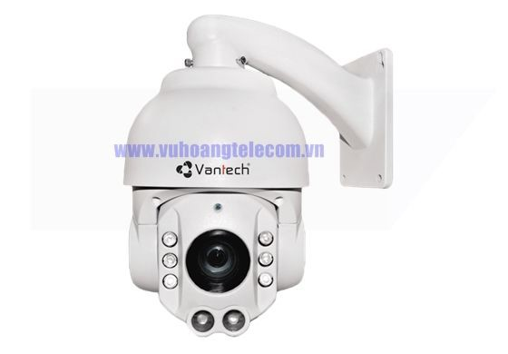 Camera mini Speed Dome AHD VANTECH VP-307AHDM (Trắng)