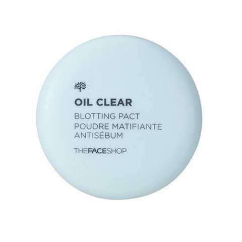 Phấn Phủ Trong Suốt TFS OIL CLEAR BLOTTING PACT