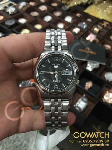SEIKO 5 Automatic Watch Men's