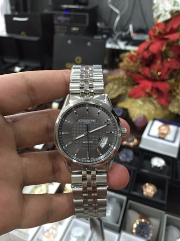 RAYMOND WEIL Freelancer Automatic Grey Dial Men's Watch
