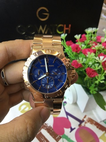 MICHAEL KORS Bel Aire Chronograph Ladies Watch