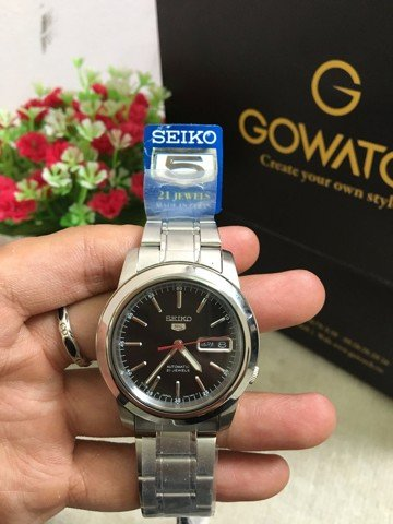 SEIKO 5 Automatic Watch Made in Japan