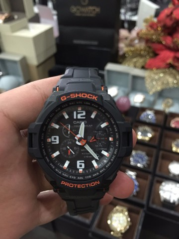 Casio G-Shock Black Watch G1400-1A