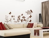 #NG032 The Nature Story - Decal dán tường - 4