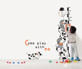 #BR018 Come play with me - Decal dán tường - 2