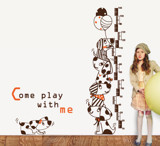#BR018 Come play with me - Decal dán tường - 1