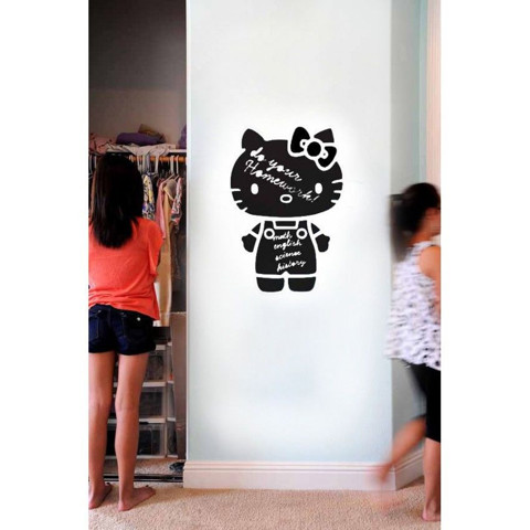 #BB014 Hello! Kitty - Decal dán tường - 1