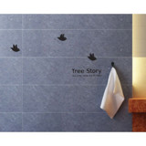 #DT001 Tree Story - Decal dán tường - 5