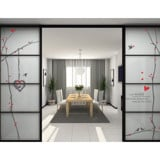 #NG005 Lovely Tree - Decal dán tường - 3