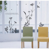 #NG031 Sweet afternoon - Decal dán tường - 4