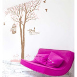 #NT004 Under tree - Decal dán tường - 13